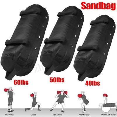af755b5495 Boxing Power Bag/Sand Bag Cross Fit Bag Exercise Training MMA Weight Bags