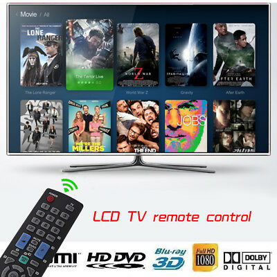 Replacement Remote Control for Samsung TV LE22B450C8W BN59-00865A C8P1D