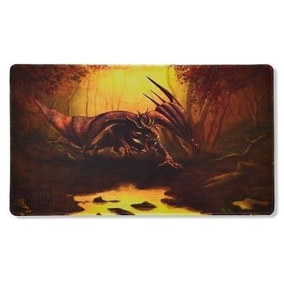 Dragon Shield Limited Edition Playmat: Umber - Teranha