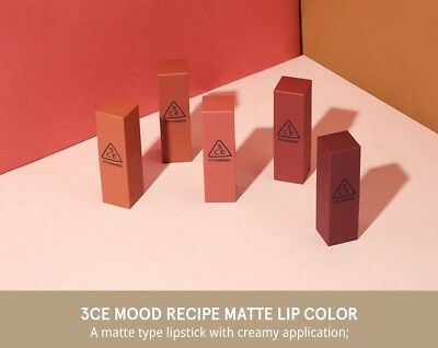 [STYLENANDA] 3CE Mood Recipe Matte Lip Color