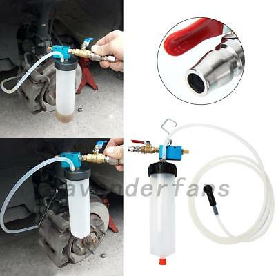 1 X Brake & Clutch Bleeder Kit Car/Van Fluid Bleeding Vacuum Tool