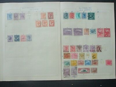 ESTATE: Australian Collection on Pages - Must Have!! Great Value (P26)