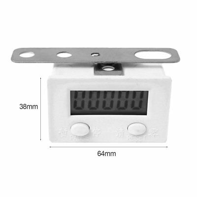 Digital Punch Electronic Counter Magnetic Inductive Proximity Switch Magnet W9