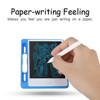4.5inch LCD Writing Board Paper-writing Digital Drawing Tablet for Children LS