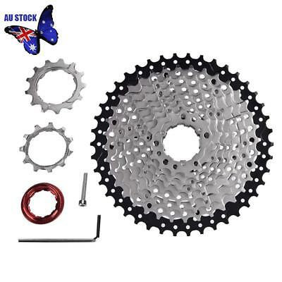 Bike Cassette 10 Speed Freewheel 11-42T Bicycle Replacement Accessory Anti-Rust