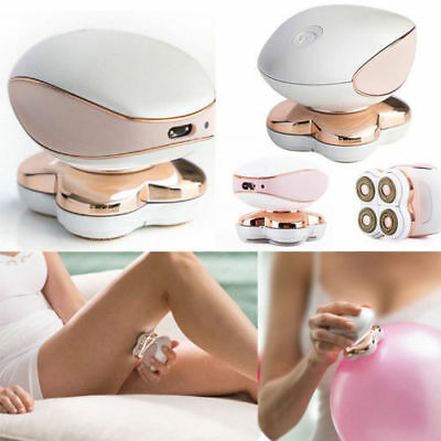 Electric Women Legs Wet Dry Hair Remover Rechargeable Electric Painless Epilator