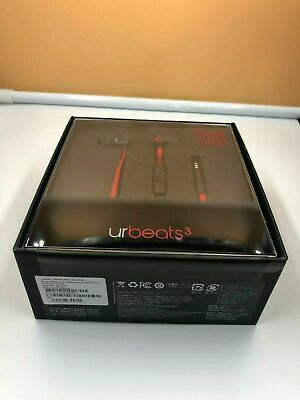 Original Genuine UrBeats 3 Beats by Dr. Dre In-Ear Wired Headphones Earbuds