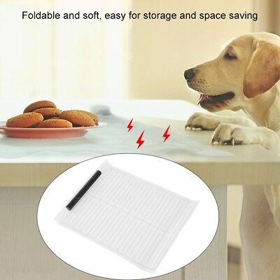 Dog Safe House Indoor Shock Mat Pet Scat Mat Indoor Electronic Pet Training Mat
