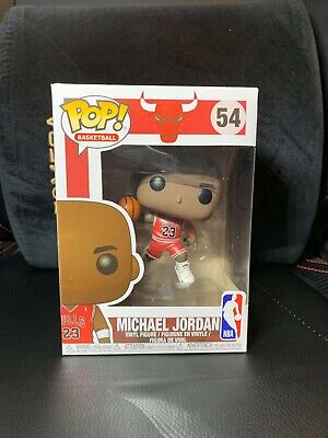 Funko Pop Michael Jordan NBA 54 Basketball Bulls PREORDER CONFIRMED