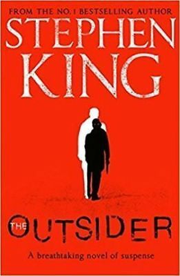 The Outsider By Stephen King Hardcover (PDF)