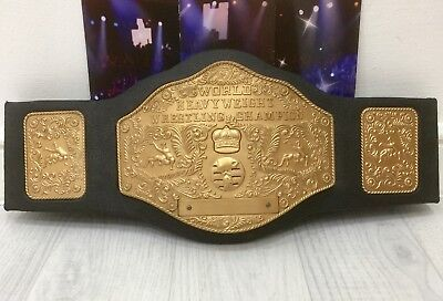 RARE 1998 WCW TOY CLASSIC Wwf WORLD HEAVYWEIGHT CHAMPION WRESTLING BELT WWE