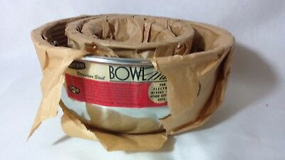 Vintage West Bend Stainless Steel Mixing Bowls~3 Pc Master Set~New in Box
