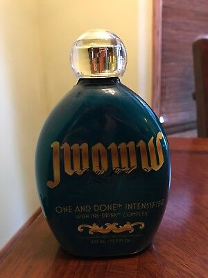 AUSTRALIAN GOLD JWOWW ONE and DONE INTENSIFIER 13.5 oz FAST FREE SHIPPING