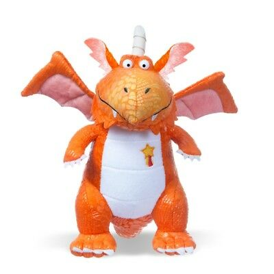 Zog the dragon 9inch Plush Toy. Cool Funky Kids Soft Toy Gift The Gruffalo