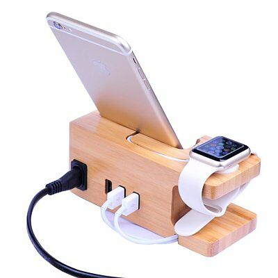 For iphone apple watch Charging Dock Station for Iphone 8 7 7 Plus 6 6S Plus New