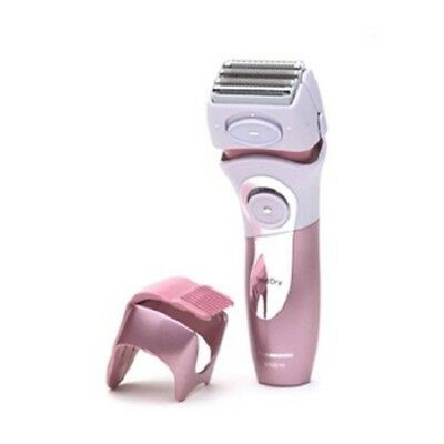 Panasonic ES2216PC Womens Electric Shave Bikini Attachment Wet or Dry Shaver NEW