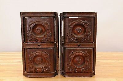 Antique Singer Treadle Sewing Machine Drawers