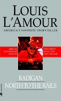 Radigan by Louis L'Amour (author)