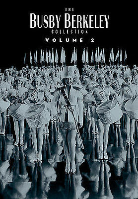 Busby Berkeley Collection - Volume 2 (DVD, 2008, 4-Disc Set)