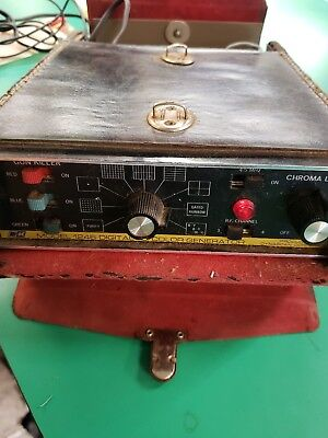 B&K Digital Color Generator Mod 1246 With Case