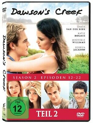 Dawsons Creek - Season 2.1  (DVD Video)