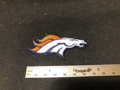 NFL Denver Broncos Horse PatchIron On//Sew OnUS Seller FREE Shipping