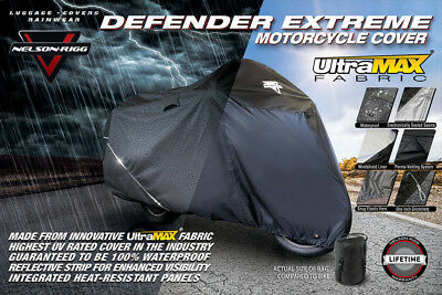Defender Extreme Motorcycle Cover (XL)