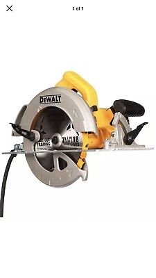 "Dewalt 7-1/4"" Lightweight Circular Saw (DWE575) Brand New"