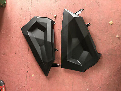 New Genuine OEM  Polaris 2879509 Black Lower Half Door Replacement Part