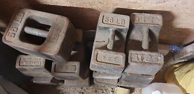 Cast Iron Vintage 25kg 56lbs Weight