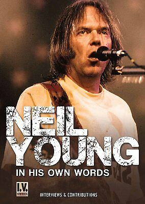 NEIL YOUNG New Sealed CAREER SPANNING INTERVIEWS DVD