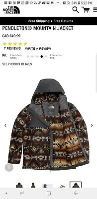 73fef965a2 THE NORTH FACE Pendleton Mountain Jacket