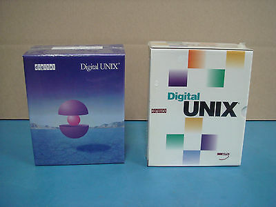 Digital/Compaq AQ-MT4AA-H8 New, Unused TRU64 Unix Alpha CD-Rom