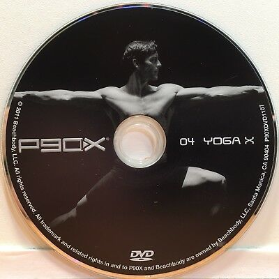Beachbody P90X Extreme Home Fitness: You Pick replacement P90X MINT DVDs (1-12)