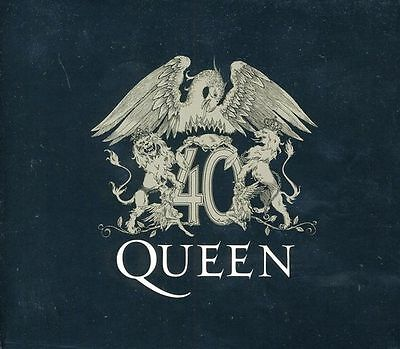 40, Vol. 1 [Box] by Queen (CD, Oct-2011, 10 Discs, Hollywood)