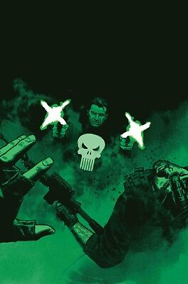 The Punisher #4 (Lgy #232) - 1St Print - Marvel - Bagged & Boarded. Free Uk P+P