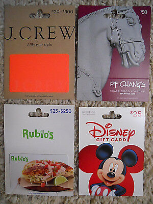 Collectible Gift Cards, new, unused, with backing, no value on cards      (KJ)