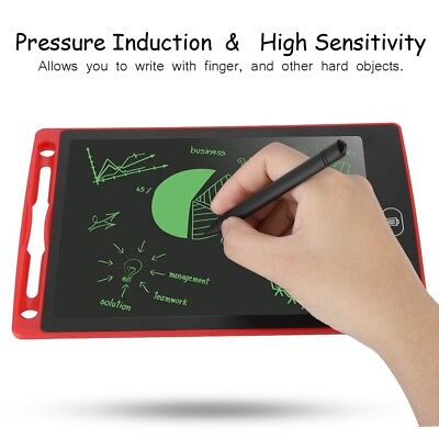 """8.5"""" LCD Portable Smart Erase Painting Board Digital Drawing Tablet for Children"""