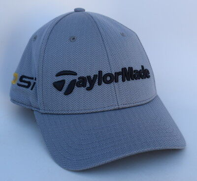 TaylorMade Golf PSi M1 One Size Fits All Strapback Herringbone Baseball Cap  Hat c9773f1324ba