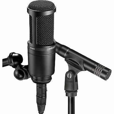 Audio Technica AT2041SP Studio Microphone Pack AT2020 and AT2021 Condenser Mic