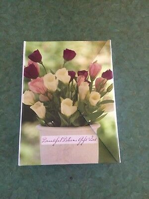 Beautiful Blooms Gift Set: Address Book and Cards