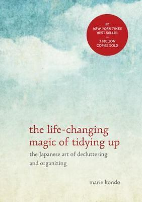 The Life-Changing Magic of Tidying Up By marie kondo PDF BOOK
