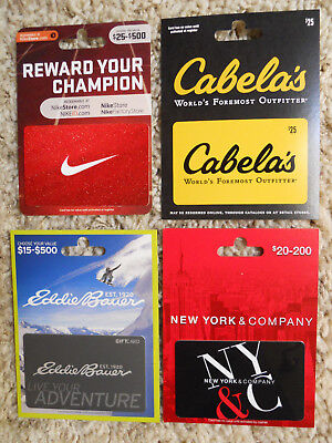 Collectible Gift Cards, with backing, no value on cards, new and unused     (TC)