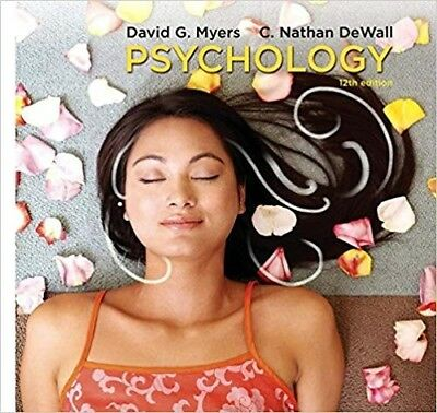 Psychology in Modules 12th Edition - Myers, David G.; DeWall, C. Nathan