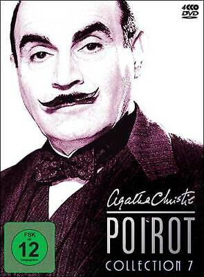 Agatha Christie's Hercule Poirot - Collection 7 - WVG 7775779POY - (DVD Video /
