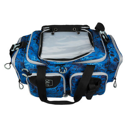 58dccbe073 New Calcutta Squall Binder 3700 Tackle Bag Combo - 4 Trays CSCTBWB3700