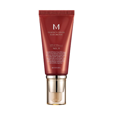 [MISSHA] M Perfect Cover BB Cream - 50ml (SPF42 PA+++)