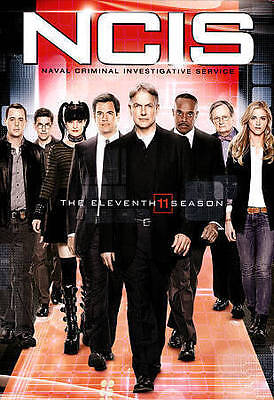 New Sealed NCIS - The Complete Eleventh Season DVD 11