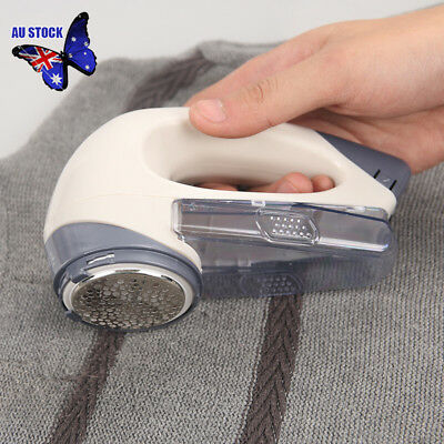 Portable Lint Remover Jumbo Electric Pilling Fluff Clothes Shaver Accessories