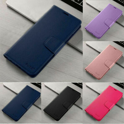 For Xiaomi Mi 8 Lite A1 A2 Lite Business Magnetic Leather Case Flip Wallet Cover